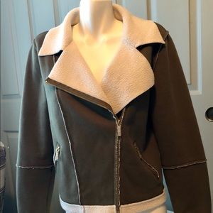 Michael Kors Sweatshirt Moto jacket